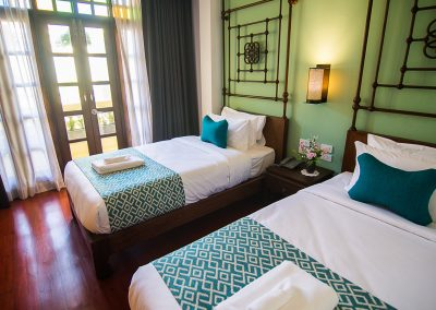 WOO Heritage Twin - Woo Gallery and Boutique Hotel